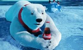 Misie polarne z sukcesem promują Coca-Colę