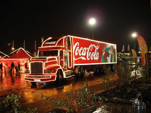 Świąteczna Coca-Cola