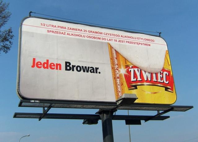 Kampania reklamowa marki Zywiec