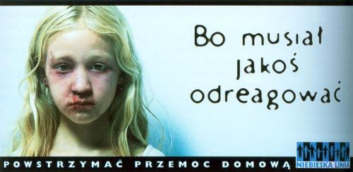 Powstrzymać przemoc domową