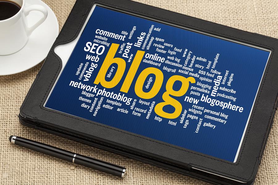 Blog firmowy wzacnia więź z klientami