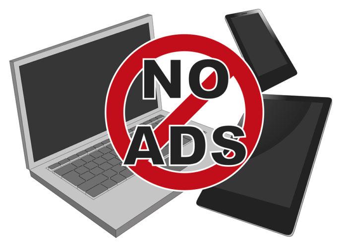 blokowanie reklam