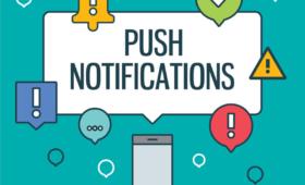 Powiadomienia push